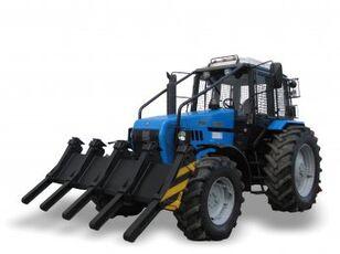 трелевочный трактор МТЗ   Беларус МУЛ-1221 (с лесной защитой)